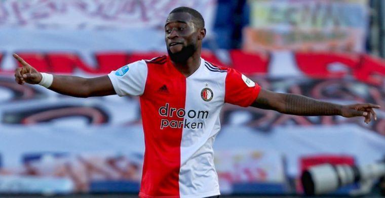 'Geertruida wilde best verdienende speler in de selectie van Feyenoord worden'