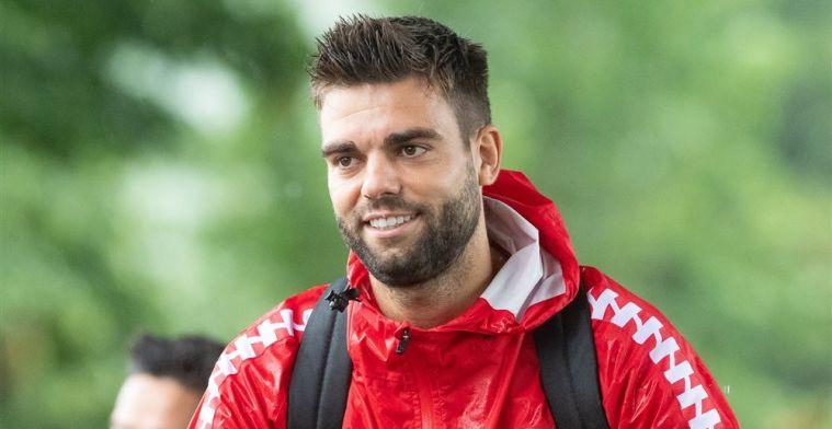 Tubantia: Pröpper krijgt na veelbesproken stap voorlopig de band bij Twente