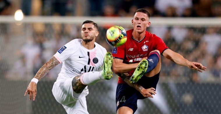 David mag opnieuw juichen: Lille pakt eerste prijs van het Franse seizoen
