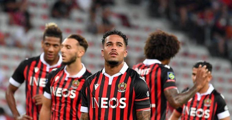Kluivert en Rosario pakken meteen hoofdrol bij Nice: 'Veelbelovende indruk'