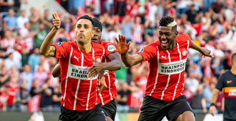 LIVE: PSV weet waar het aan toe is in voorportaal Champions League (gesloten)