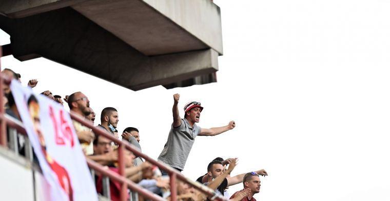 'Spelers van Standard laten goed hart zien na overwinning'