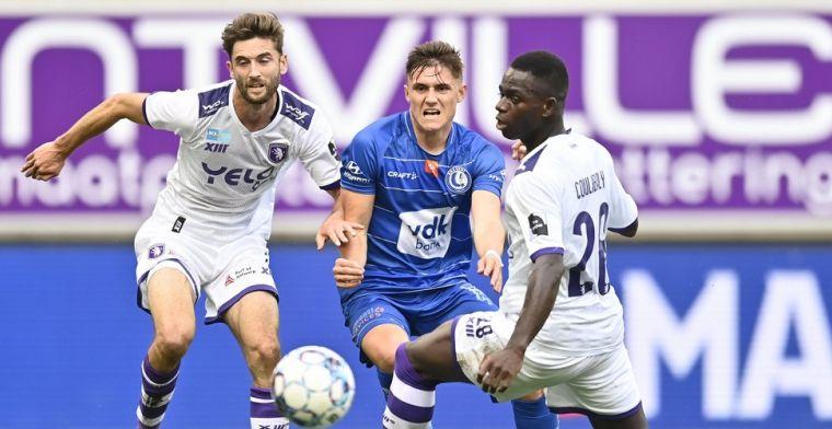 Beerschot vecht zich terug in de partij na dubbele achterstand tegen KAA Gent