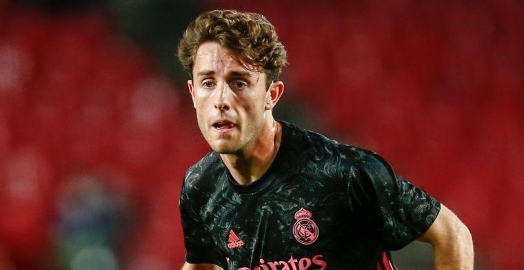 Real Madrid in de problemen: Odriozola noteert derde positieve test in korte tijd