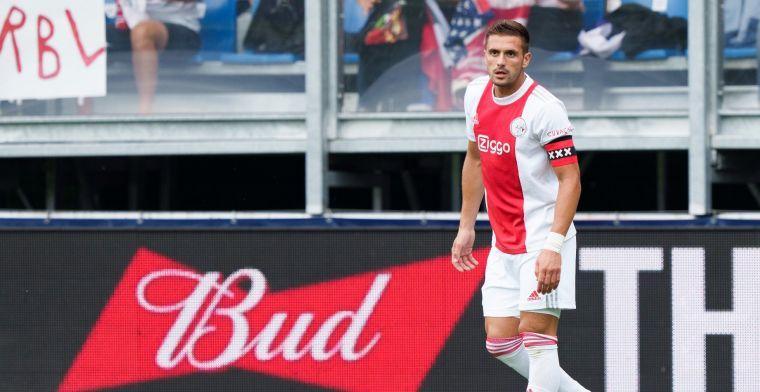 Tadic heeft boodschap voor Ajax-spelers: 'We moeten hun aanwijzingen opvolgen'