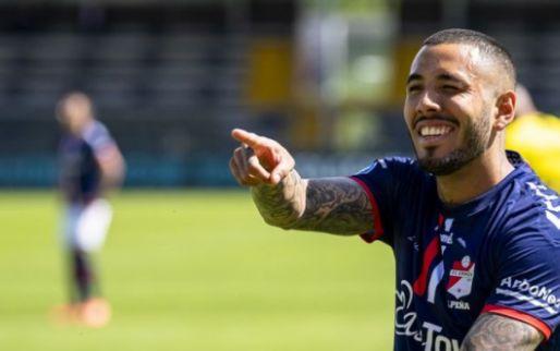 Afbeelding: 'Peña staat voor transfer naar Zweden, Emmen verdient iets minder dan 1 miljoen'