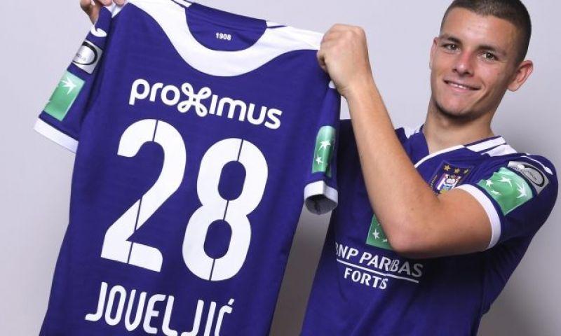 Afbeelding: DONE DEAL: Joveljić (ex-RSC Anderlecht) op weg naar LA Galaxy