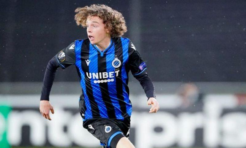 Afbeelding: OFFICIEEL: Club Brugge stalt De Cuyper een jaartje bij Westerlo