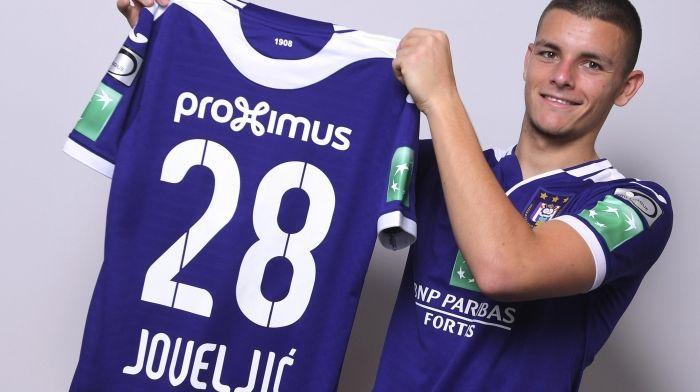DONE DEAL: Joveljić (ex-RSC Anderlecht) op weg naar LA Galaxy