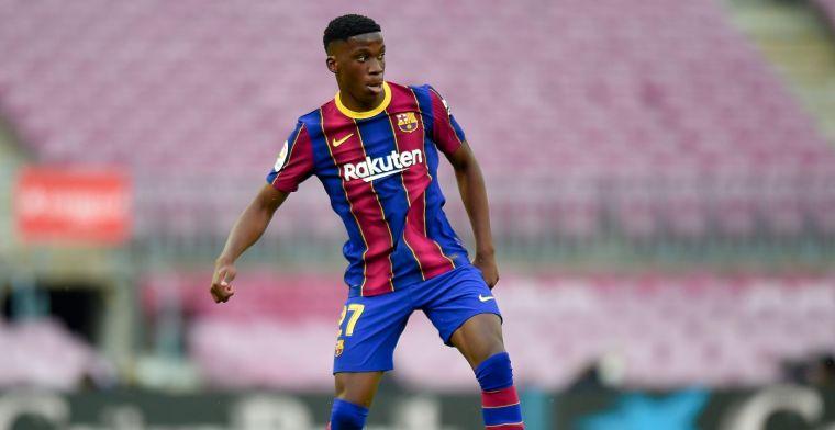 'Barcelona is er klaar mee en legt contractrebel na lang wachten ultimatum op'