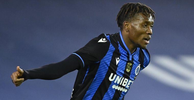 'Okereke kan Club Brugge verlaten voor transfer naar Turkije'