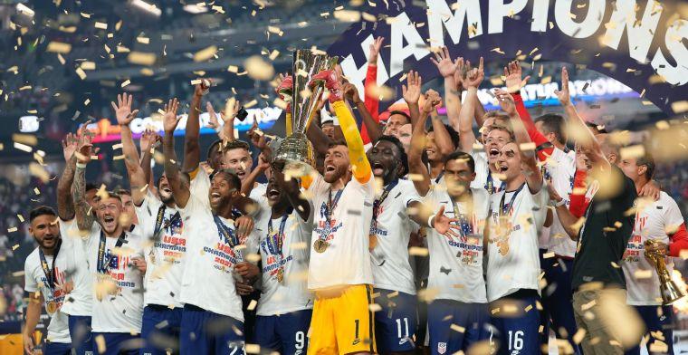 Verenigde Staten wint Gold Cup ten koste van Mexico, persoonlijk drama Álvarez
