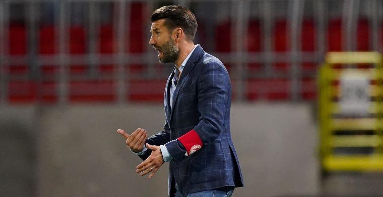 Unicum: KV Kortrijk heeft nog nooit alleen aan de leiding gestaan