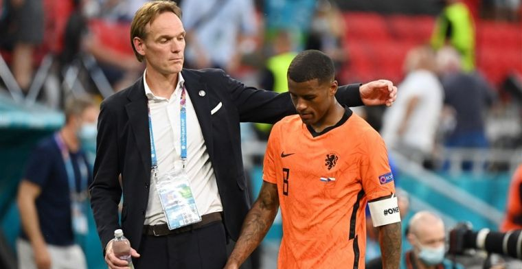Wijnaldum klimt in de pen na verloren PSG-debuut: 'Daar ben ik wél blij mee'