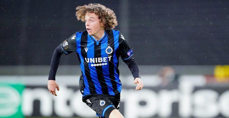 OFFICIEEL: Club Brugge stalt De Cuyper een jaartje bij Westerlo
