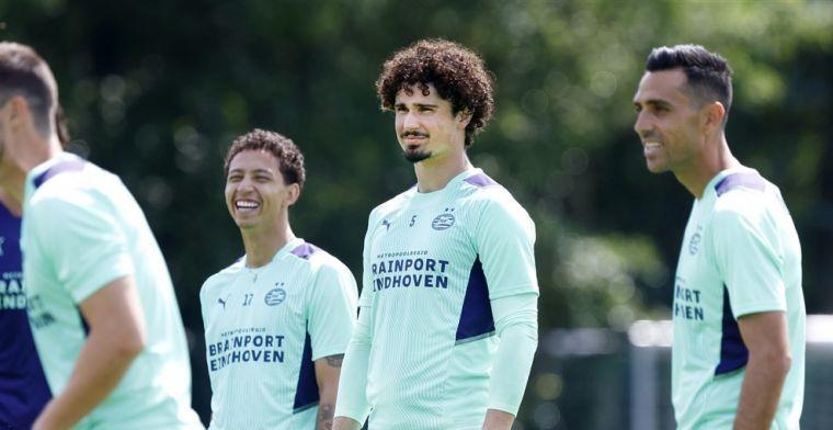 PSV-optimisme wordt getemperd: 'We zijn niet perfect na één overwinning'