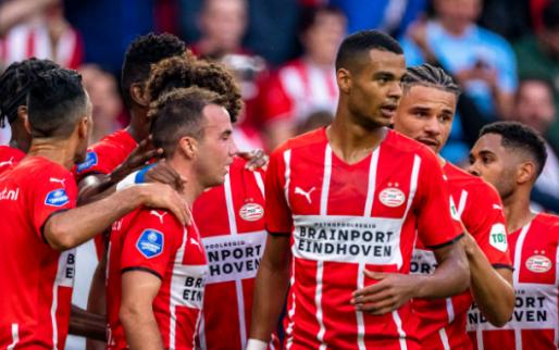 LIVE: oppermachtig PSV rekent gemakkelijk af met weerloos Midtjylland (gesloten)
