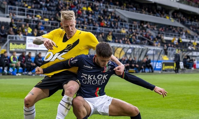 Afbeelding: Immers gaat toch door met voetballen: 'Met deze ligging de meest logische keuze'