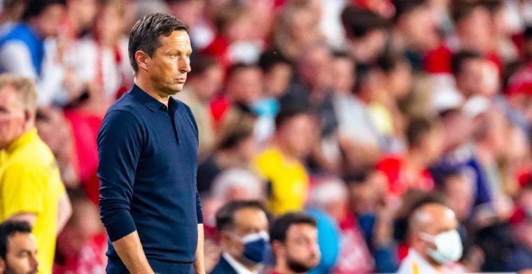 Schmidt zinspeelt op wijzigingen tegen Ajax: 'Volop kansen voor jongens'