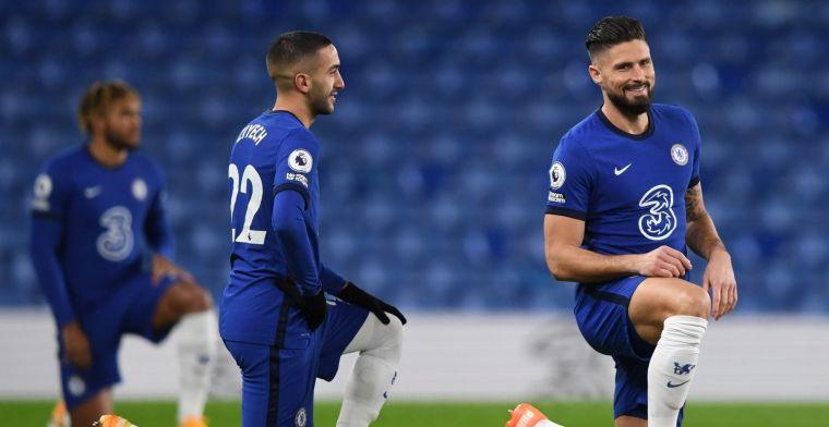 'Het zou leuk zijn om weer met Ziyech te spelen, een fantastische speler'