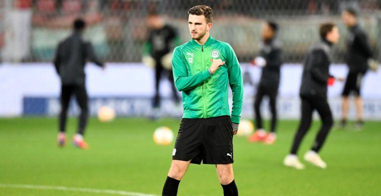 'Hoef niet per se terug naar Eredivisie, ga net zo graag naar andere competitie'