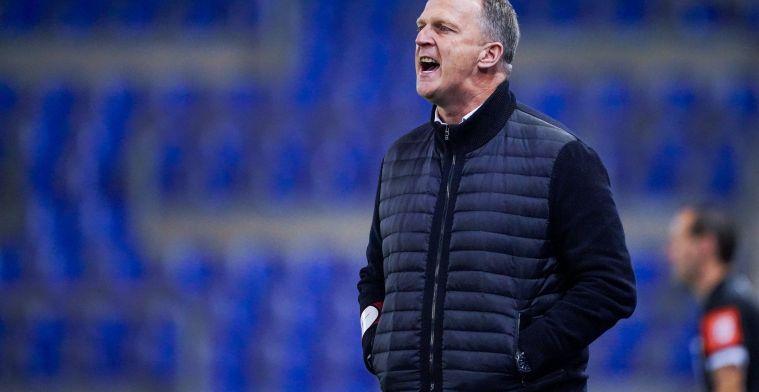 """Van den Brom gaat vol voor CL-kwalificatie: """"Dat wil KRC Genk uitstralen"""""""