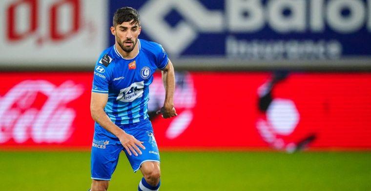'KAA Gent wil af van Mohammadi, verdediger mag transfervrij vertrekken'