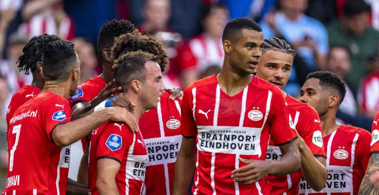 Het gaat een competitie worden, maar in de breedte is Ajax veel sterker