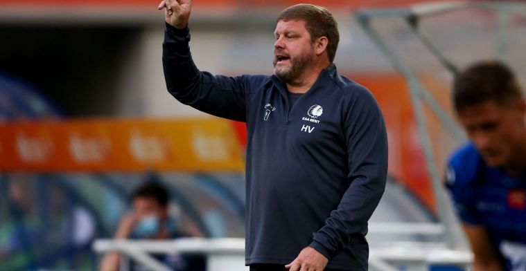 Vanhaezebrouck stevig aangepakt: Daar dient een coach toch voor?