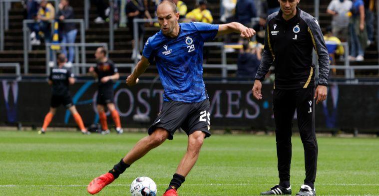 """Club Brugge op zoek naar flankspelers: """"Dost zal blij zijn met transfer Collado"""""""