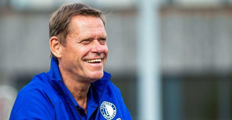 'Arnesen rekent niet op investeerders op korte termijn en hij wees naar PSV'