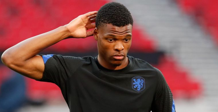 'Inter heeft zich gemeld voor Dumfries, Nerazzurri kunnen PSV-prijs niet betalen'