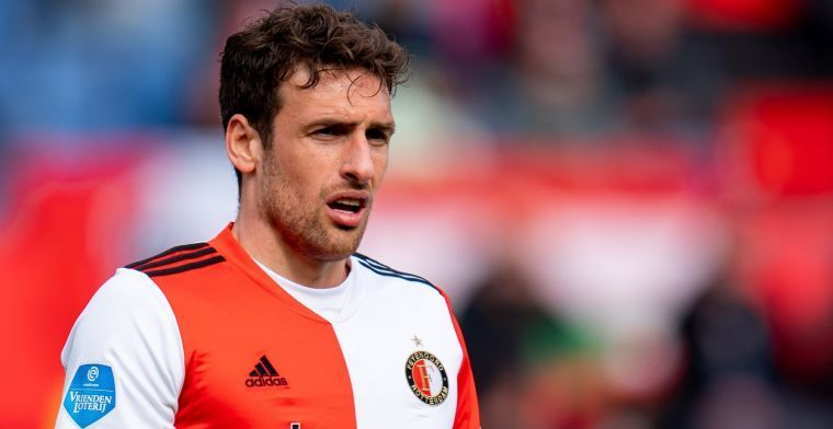 Botteghin vindt onderdak in Italië na transfervrij vertrek bij Feyenoord
