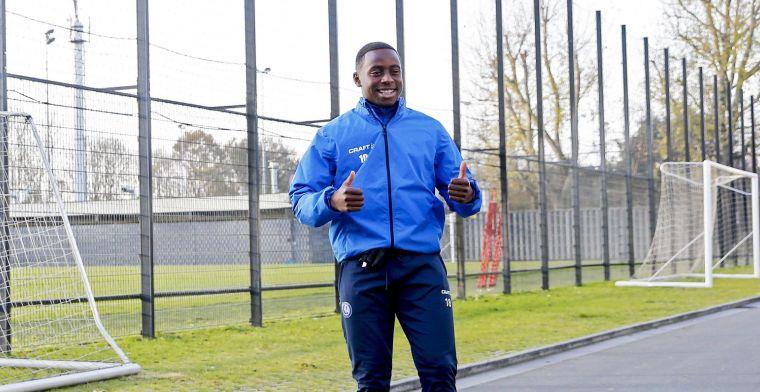 OFFICIEEL: KV Kortrijk gaat Mbayo (19) ophalen bij KAA Gent