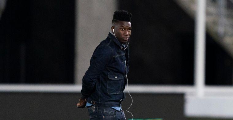 L'Équipe: Onana slaat aan het twijfelen, Ajax kan mogelijk naar 6 miljoen fluiten