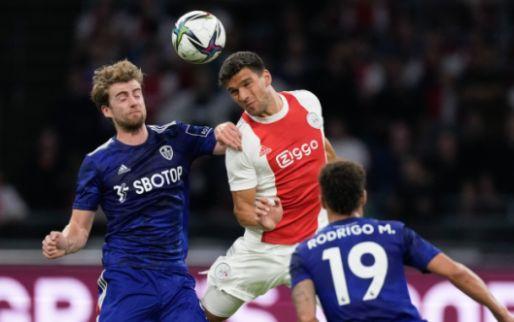 Ajax tankt vertrouwen in PSV-generale: Leeds United krijgt er vier om de oren
