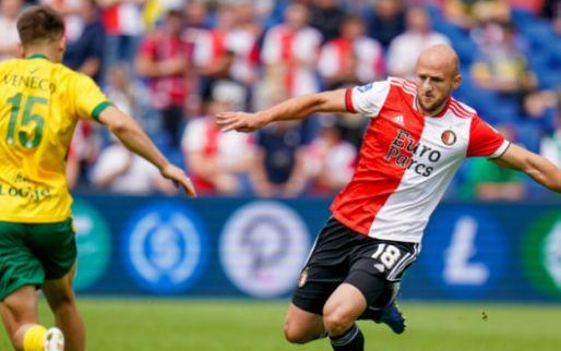 Afbeelding: Eén wissel in 22-koppige Feyenoord-selectie: Trauner kan officieel debuut maken
