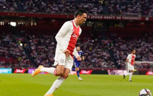Klaassen: 'Getuigt van durf en zelfvertrouwen dat Berghuis naar Ajax is gegaan'