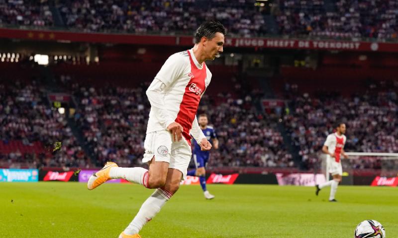 Afbeelding: Klaassen: 'Getuigt van durf en zelfvertrouwen dat Berghuis naar Ajax is gegaan'