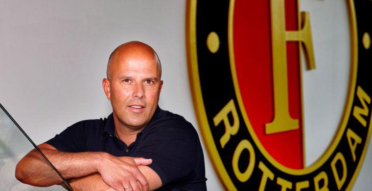 Feyenoord treedt aan op niet-egaal veld: 'Klein stukje bergop of bergaf'