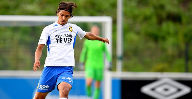 Dubbel nieuws uit Arnhem: contractverlenging én verhuur op één dag voor Hernández