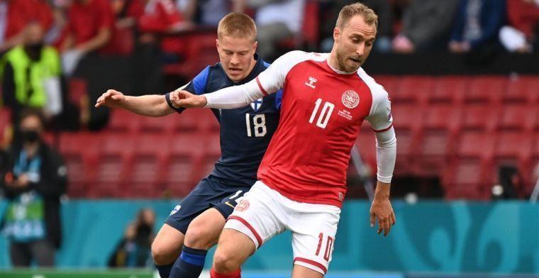Internazionale komt met goed nieuws over herstel van Eriksen