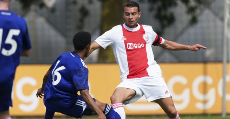 Talenten van Ajax zijn een maatje te groot voor Leeds United