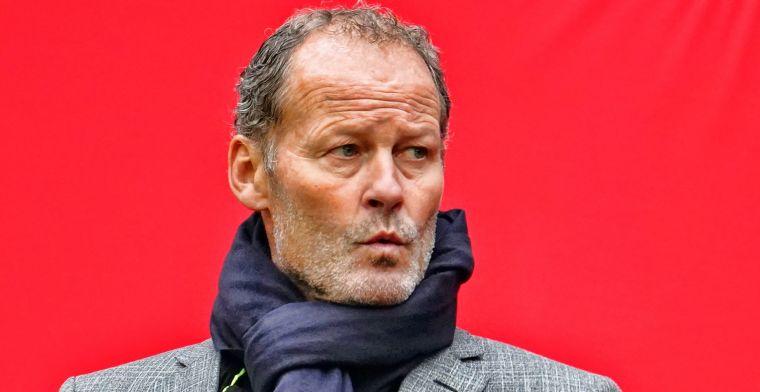 Blind stopt per direct bij Ajax: 'Jammer, zijn inbreng werd erg gewaardeerd'