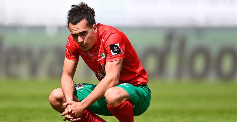 'Theate kan zondag zijn comeback maken tegen KAA Gent'