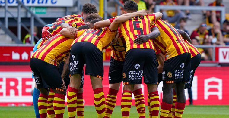 KV Mechelen geeft drie jongelingen nieuw contract en leent hen meteen uit