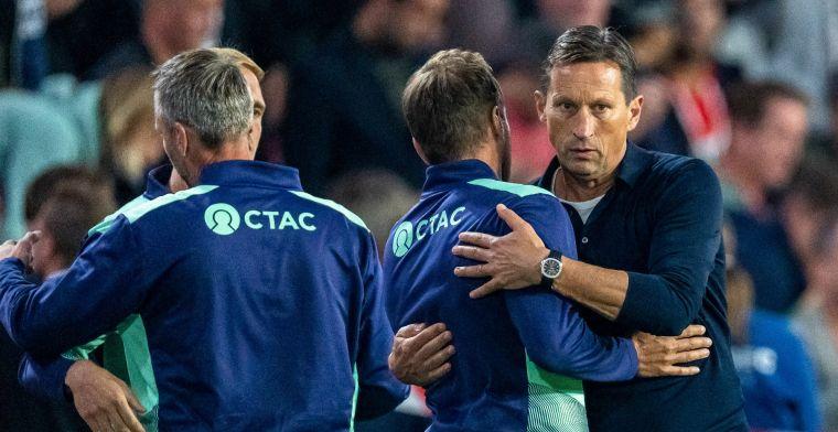 PSV 'sprankelt' onder Schmidt: 'Ihattaren traint anoniem, Madueke schittert'