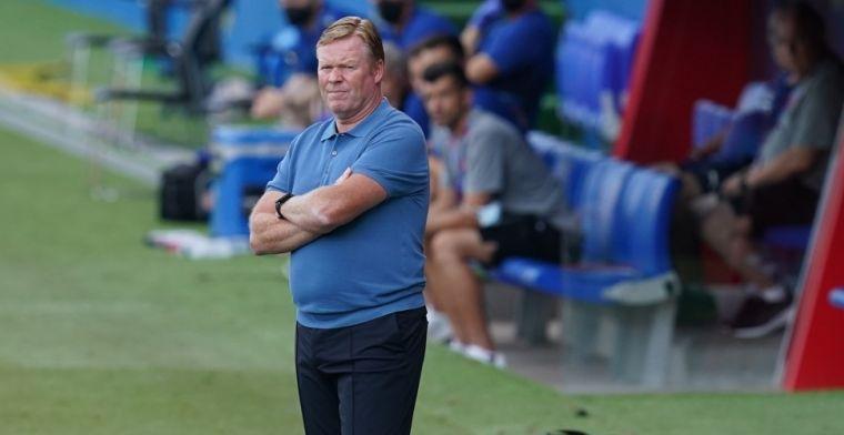 Barcelona lijdt ondanks lucky Braithwaite eerste nederlaag van het voorseizoen