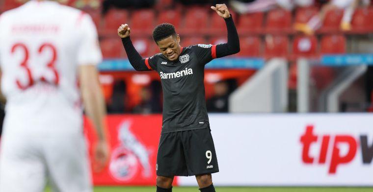 Aston Villa smijt met miljoenen voor Leverkusen-aanvaller Bailey: 'Een topspeler'