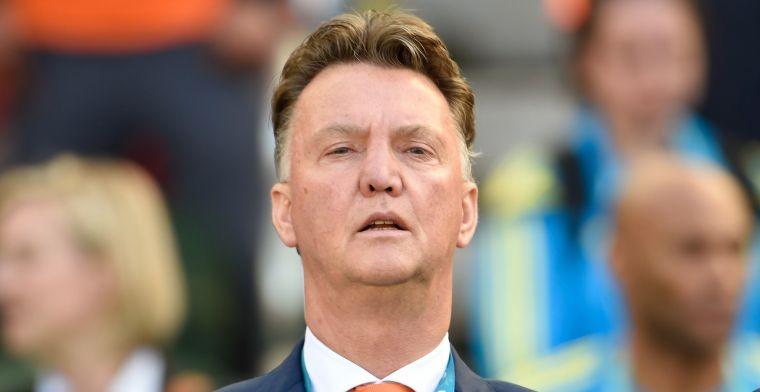 Oranje-comeback 'legend' Van Gaal maakt tongen los: 'Gelukkig niet onze coach'